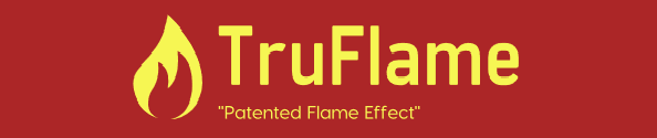 TruFlame patented flame effect for our wall hung fires