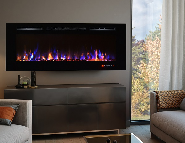 Buy 55inch Wide Premium Electric Fires At 61% Discount Rate