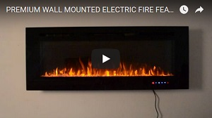 Check out our electric fire videos